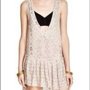 """Free People """"Say it with a Layer"""" Tunic"""